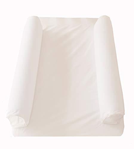 Hippychick DM01000HC - Set para cama individual, 90 x 195 cm, color blanco