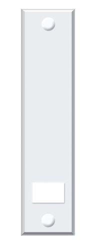 Schellenberg 13403 Abdeckplatte Lochabstand 21.5 cm, weiß