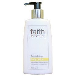 (6 PACK) – Faith in Nature – Revitalising Body Lotion | 150ml | 6 PACK BUNDLE