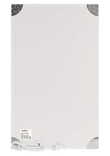 INFRAROT-HEIZUNG Preisreduziert 600W- 60×100 cm-Bild-Heizung Heiz-Panel Elektro-Heizung Bild 6*