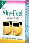 #3: She-Feel Namo's Combo (Ointment & Oil)