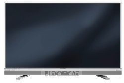 Grundig 49 VLE 6621 WP 49 Full HD Smart TV Wi-Fi White LED TV - LED TVs (124.5 cm (49), Full HD