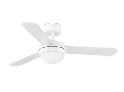 Faro 33600 - FEROE Ventilateur de Plafond Blanc