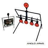 Anglo Arms Zielscheiben-Set 4 + 1 mit automatischem Wiederherstellungsmechanismus