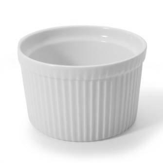 BIA Cordon Bleu White Porcelain 16 ounce Souffle Dish by BIA Cordon Bleu Bia-souffle