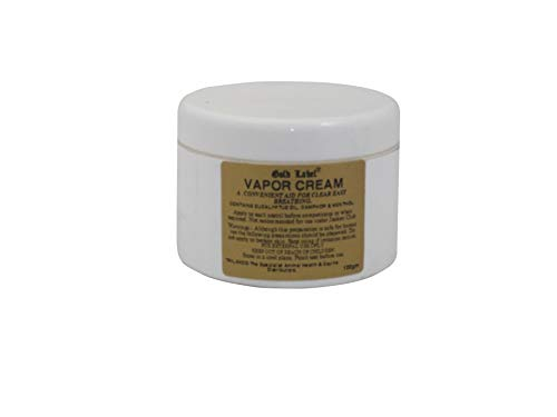 Label-creme (Gold Label VERDUNSTEN CREME PFERDE PFERD RESPIRATORISCH - 100 GM)