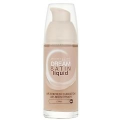 Maybelline Dream Satin Air-brush Perfection Liquid Foundation - 40 Fawn 30ml by Maybelline