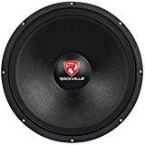 Rockville RVP15W4 1000 Watt 15 Raw DJ Subwoofer 4 Ohm Sub Woofer 51OZ