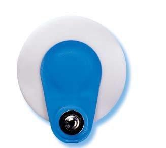 Sp Sie Zeichnen Ein (Ambu Blue Sensor SP Klebeelektroden 38 mm Druckknopf 50 St.)