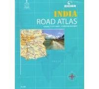 India Road Atlas por Eicher Goodearth Limited