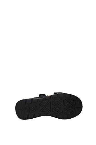 CMIA010F162411331018 Marcelo Burlon Sneakers Homme Tissu Noir Noir