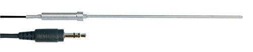 Câble witeg Sonde thermique SS200Siphon Ø 7x 250mm, 190mm, pour 20D, magnétique MSH de plaque chauffante HP 20D