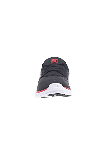 DC Shoes Heathrow M, Baskets Basses Homme Noir