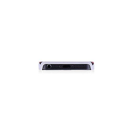 Cassette audio Coque arrière pour iPhone 5& 5S-Rouge