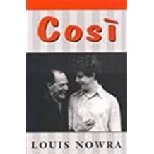 Cosi (Current Theatre) by Louis Nowra (1992-04-01)