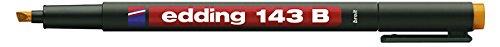 edding OHP-Marker edding 143 B permanent, 1-3 mm, orange