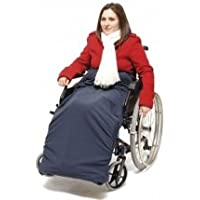 Ability Superstore - Grembiule/copertina 3-in-1 per sedia a rotelle