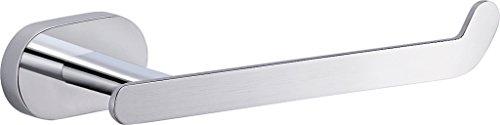 Gedy BE241300100 Porta Rollo Cromo 6.5x18x3.5 cm