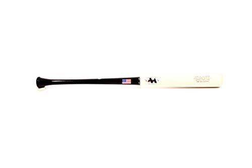 Hard 2 The Core Baseballschläger aus Ahornholz, Big Barrel I-13 Schläger, roher Schaft, schwarzer Griff, 78,7 cm -
