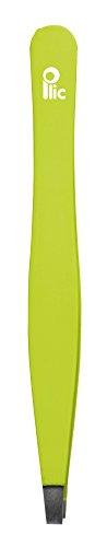 PLIC BEAUTY - Pince à épiler mors droit, vert