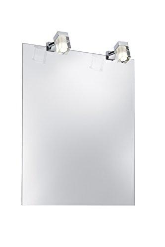 Trio-281980206-2-luci-set-LED-lampada-da-specchio-per-il-bagno-cromo