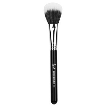 Sigma - Duo Fibre Powder Brush - Duo-Fibre-Puderpinsel F15 schwarz