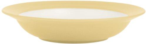 Noritake Colorwave Rim Pasta/Soup Bowl, 8-1/2-Inch, Mustard