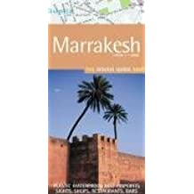 The Rough Guide To Marrakesh Map (Rough Guide City Maps)