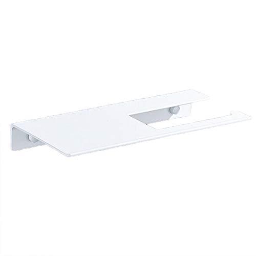 JINRONG-czh Toilettenpapierhalter Rollenhalter, Multifunktionales Creative Space Aluminium Bequem Einfach, 3 Farben