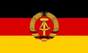 Ost-Deutschland 1959 bis 1990-Staatsflagge Flagge, 150 x 90 cm