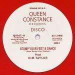 Kim Taylor & Licky - Stump Your Feet & Dance / African Rock - Queen Constance Records