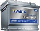 VARTA BATTERIE PROFESSIONAL DEEP CYCLE 75 AH - 151.04.52 - 12V 75 AH G+G 930075 - Wartungsfrei - gesetzlichem Batteriepfand (EUR7,50)! (Cycle Batterie-deep -)