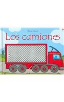 Los Camiones/Trucks: Toca, toca!/Touch Touch por Fiona Watt