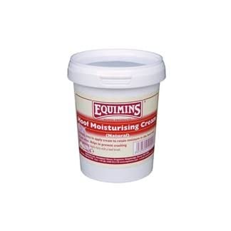 Equimins Unisex's EQS0176 Hoof Moisturising Cream Natural, Clear, Regular 10