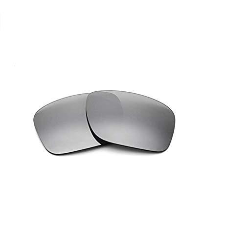 Polarisierte Ersatzgläser für Oakley OO9102 HOLBROOK (Silver)