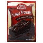 Best Brownie Mixes - Betty Crocker Fudge Brownie Mix, 10.25-ounce Pouches [Pack Review