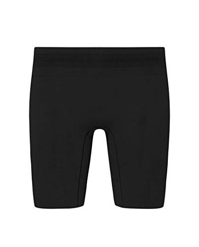 Jockey Damen Baumwolle (Jockey Skimmies Cooling Slipshorts 2er Pack Black M)