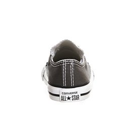 Converse Chuck Taylor All Star Seasonal Ox, Baskets mode mixte bébé Gris