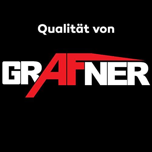 Grafner® Schwerlastregal 5 Ebenen Werkstattregal 1,72m Kellerregal Steckregal bis 375 kg - 6
