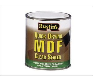 Quick Dry MDF Sealer Clear 2.5 Litre (MDFS2500) (Clear Sealer)