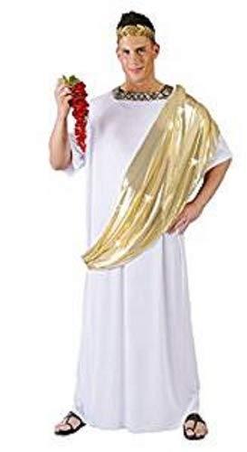 Costume Cesare romano uomo 80431 Tg.Unica