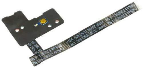 HP 689686-001 Placa del botón de encendido refacción para notebook - Componente para ordenador portátil (Placa del botón de encendido, Compaq Presario CQ58-A1, CQ58-B1, CQ58-C1)