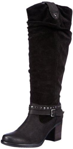 - Schwarze Cowboy Stiefel