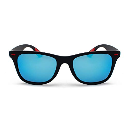 Auifor ☀Polarisierten Sonnenbrillen für Frauen Mann verspiegelten Gläsern Mode Goggle Brillen