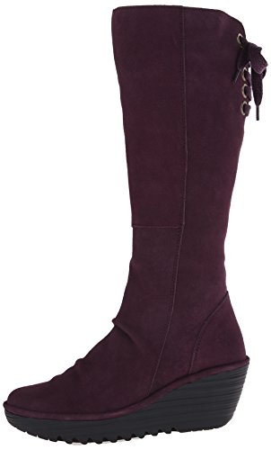 Fly London Yust Oil Suede, Women's Boots 5