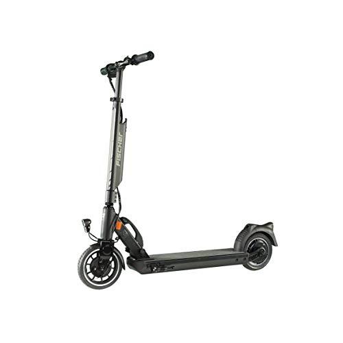 FISCHER E-Scooter ioco 1.0 mit Straßenzulassung des KBA, Elektro Scooter, 8 Zoll Reifengröße