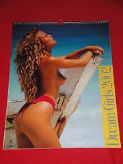 Preisvergleich Produktbild © DREAM GIRLS KALENDER 2002 *** *** EROTIK - EROTIC - EROTICA - KALENDER - CALENDAR - CALENDRIER - CALENDARIO - FOTOKALENDER - WANDKALENDER ***