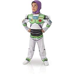 Rubie's - Déguisement Officiel - Disney - Toy Story - Déguisement Classique Enfant Toys Story Buzz