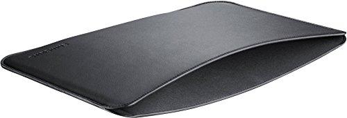 Samsung Original Ledertasche (EFC-1B1L) für Samsung Galaxy Tab 10.1 und 10.1N, schwarz