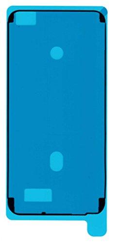 iPhone 6s Plus Display-Dichtung in schwarz Original smartec24® Dichtband Adhesive Klebefolie Display Sticker Rahmen für die Abdichtung des iPhones bei einem Displaytausch (iPhone 6s Plus schwarz)